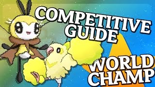 Ribombee  - (Pokémon) - DANCING QUEEN! Crazy VGC Doubles Strategy! Ribombee + Oricorio!