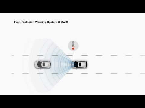 Front Collision Warning System (FCWS)