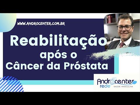 Reabilitação Sexual após o tratamento do câncer de próstata