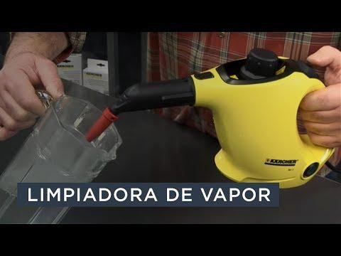 Elegir una limpiadora de vapor - Kärcher