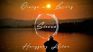 Orange & Lemons - Hanggang Kailan | 8D Audio