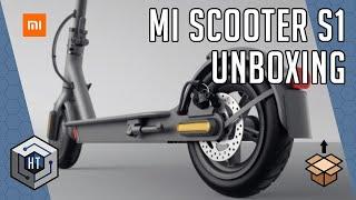 Mi Electric Scooter 1S Unboxing – Xiaomi E-Scooter mit Straßenzulassung im Überblick (DEU)