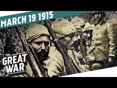 Rozdělení blízkého východu a útok na Dardanely - Velká válka