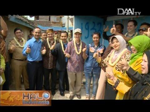 Healthy Latrine Installments in Bandung District on DAAI TV (Part 2)