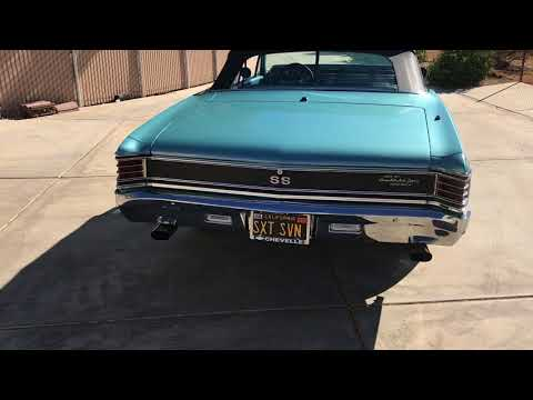 1967 Chevrolet Chevelle for Sale - CC-1034895