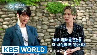 Guerilla Date with SHINee (Entertainment Weekly / 2015.06.05)