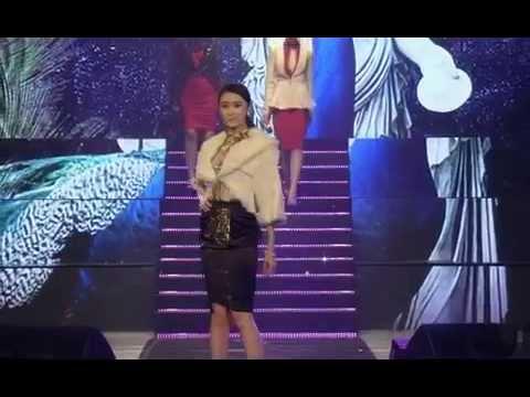아시아모델어워즈 패션디자인 졸업작품 패션쇼