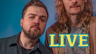 Carl Stanley LIVE | Häng med Marcus Berggren