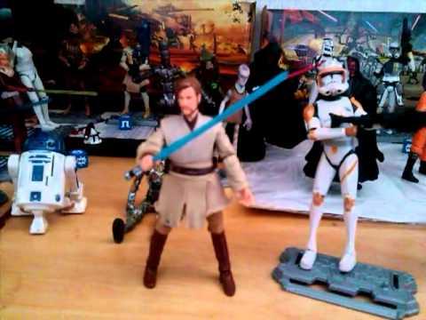 mi colección de star wars