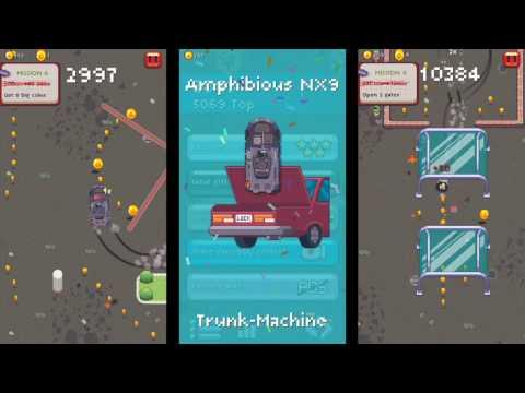 Pixel-Drifters---Video