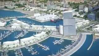 preview picture of video 'Marbella Port Al Thani -- La Bajadilla'