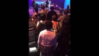 Angel Davis on Bobby Jones Gospel