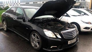 Mercedes-Benz W212 за 800?! Реально... но не идеальный!