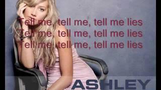 Ashley Tisdale Tell me lies lyrics