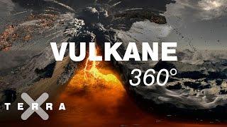 Vulkane in 3D und 360 Grad  - Terra X | ZDF
