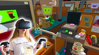 Greatest Office Worker! Job Simulator | Kunicorn Plays VR