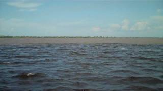 preview picture of video 'The Merger of Two Rivers'