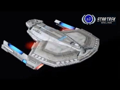 StarTrek Online - Starfleet - EP07: USS Bratislava, Timelapse