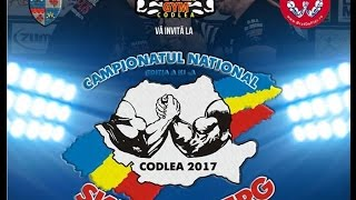 Romanian Nationals 2017 Left Table 1