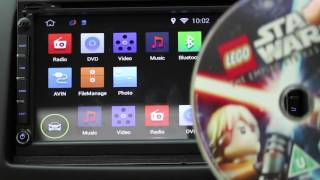 Pumpkin KD Android Headunit Recovery mode update instruction - Most