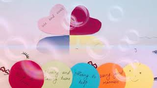 Kindness Day Crafts For Kids / Kindness Day Activities For School Projects /Activities For Kids