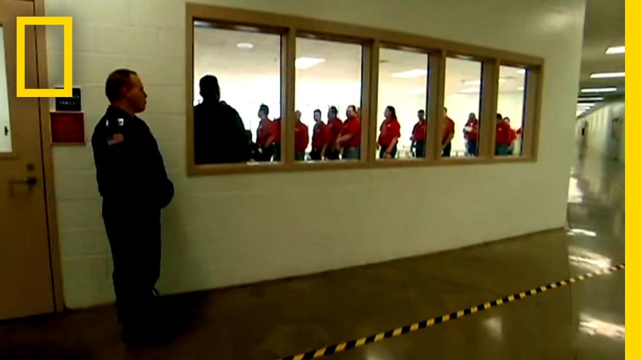 Prison Guard Preparation | National Geographic thumbnail