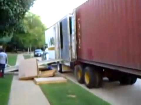 Download Mayflower International Movers ~ Moving 40 ft containers Mp4 HD Video and MP3