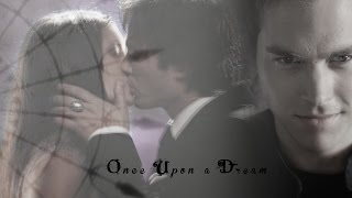 Chris Wood, damon&elena | once upon a dream [sleeping beauty style]