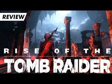 Rise of the Tomb Raider - SHOP SMART REVIEW video thumbnail