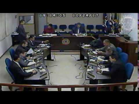 Câmara Municipal de Juquitiba - 32ª Sessão Ordinária 2017