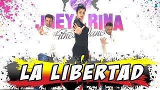 LA LIBERTAD Alvaro Soler Coreografia Joey&Rina || TUTORIAL || Balli Di Gruppo 2019 Line Dance