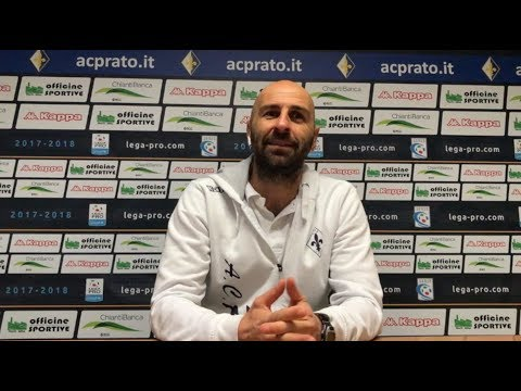 Preview video Ac Prato - Olbia Calcio 1-0 Interviste Post Partita