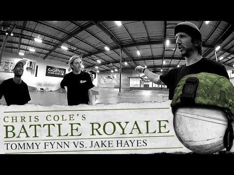 Tommy Fynn & Jake Hayes - Battle Royale