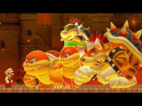 Download Super Mario World Bosses Video 3GP Mp4 FLV HD Mp3
