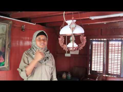 Penampakan Rumah Si Pitung Di Marunda Jakarta Utara, Seram?