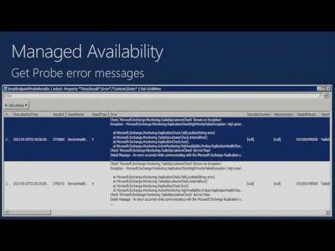 Microsoft Exchange Server 2013 Tips & Tricks - YouTube