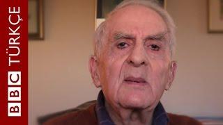 'Annemin gaz odasına gönderilişini izledim' - BBC TÜRKÇE