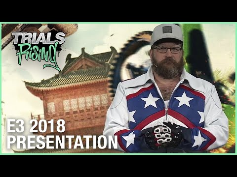 Trials Rising: E3 2018 Conference Presentation | Ubisoft [NA] thumbnail