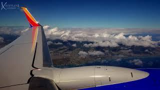 Hawaii 2019 Flying Honolulu to Maui 4K