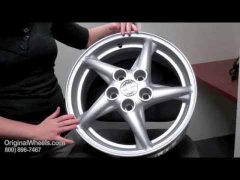Vibe Rims & Vibe Wheels - Video of Pontiac Factory, Original, OEM, stock used rim Co.