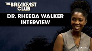 Rheeda Walker Talks Maintaining Healthy Boundaries, The Mental Wealth Expo + More