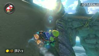 Dolphin Shoals - 1:57.520 - Ð¥★Dαггεη (Mario Kart 8 World Record)