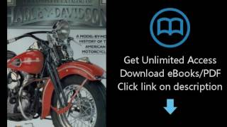 Download The Complete Catalog of Harley - Davidson A Model -By - Model History Of The Americ [P.D.F]