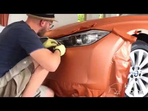 Vollfolierung // Car Wrapping // Folierung BMW 3er