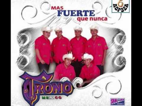 El trono de Mexico - Ganas de volver amar ( letras)