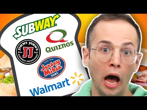 Which Store Makes The Best Custom Sandwich? • Candid Competition
