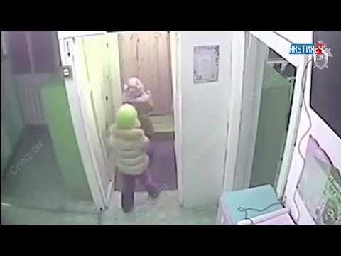 Следком обнародовал видео ухода детей из детского сада в Якутии
