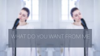 Ieva Zasimauskaite - What Do You Want From Me (official)