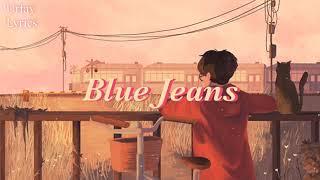 blue jeans gangga kusuma lirik dan terjemahan...