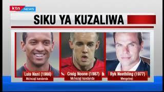 Siku ya kuzaliwa hii leo kwa wachezaji wa soka: 17/11/2017